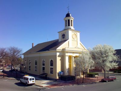 First Parish Church Beverly